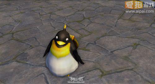 韩服永恒之塔5月新增宠物半月企鹅展示
