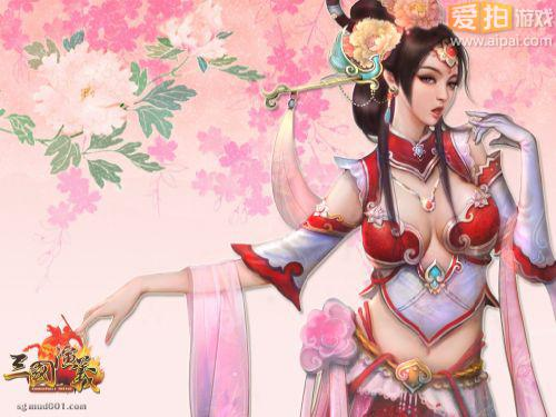 民间传说中中国古代四大美女