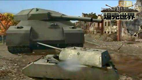 坦克世界鼠 e 100 坦克世界鼠弱点 坦克世界鼠