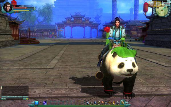 调皮可爱的古惑龙,憨态可掬的囡囡猪,悠然自得的侠士 熊猫……都给