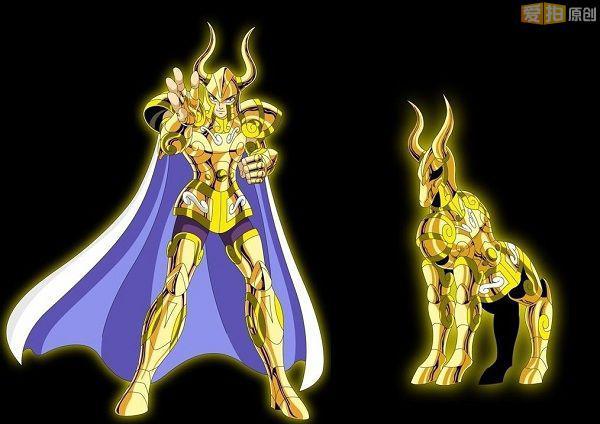 圣斗士传说12黄金圣斗士解读