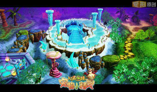 天堂岛迷宫仙境