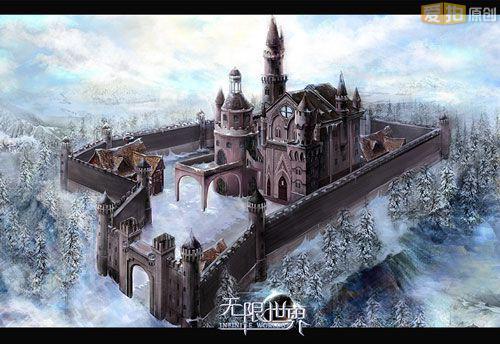 《无限世界》演绎欧式魔幻风情