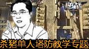 逆战杀猪单人塔防通关教学视频专题