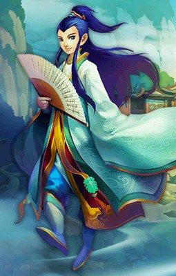 妖女惑三界手绘图片