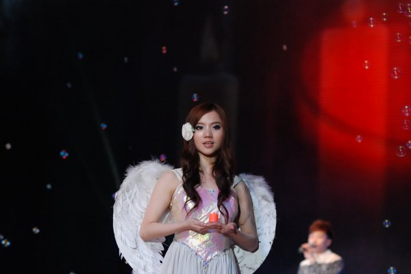 魅力天使 幻世美女出镜
